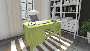 diy home office furniture. Painted Office Furniture Excellent On Throughout DIY Home Ideas Painting A Desk Roomsketcher Blog 1 Diy