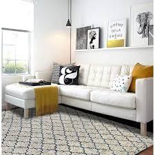 moroccan print rug blue moroccan rug