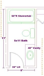 Bathroom Remodel Layout Mesmerizing 48 X 48 Bathroom Floor Plans Home Decor And Design Images Bathroom