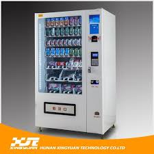 Food Vending Machines Adorable Factory Supply Attractive Price Food Vending Machines Sale Buy