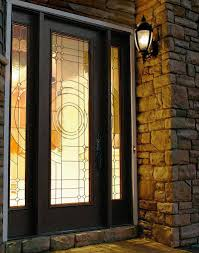 odl entropy glass 22x64 fiberglass exterior door with 2x 7x64 fiberglass sidelite example