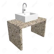 Acrylic Bathroom Sink Modern Bathroom Sink Set With Ceramic Or Acrylic Wash Basin