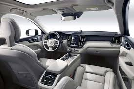 2019 volvo v60. 2019 volvo v60 cross coutry interior