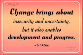 Quote On Change Magnificent Change Quotes And Sayings Images Pictures CoolNSmart