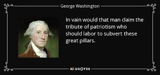 George Washington Farewell Address Quotes