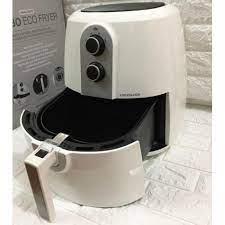 Nồi chiên không dầu cơ Lock&Lock Manual Eco Fryer_5.2L EJF151BLK - Màu đen