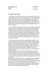 the notebook book review recension se the notebook book review recension