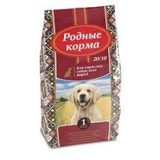 Купить корм <b>Родные корма для</b> собак в интернет-магазине ...
