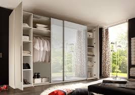 Schwebetürenschrank Kleiderschrank Schrank Schlafzimmerschrank Weiß