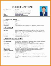 Modern Executive Resume Template Template Download Word Format Cv Curriculum Vitae Word