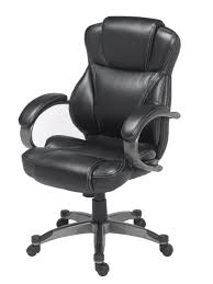 office chair genuine leather white. Genuine Leather High Back Ergonomic Executive Office Chair Computer Desk  Modern Office Chair Genuine Leather White A