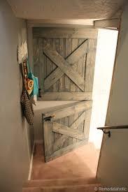Diy Barn Doors How To Make Dutch Barn Door Diy Crafts Handimania