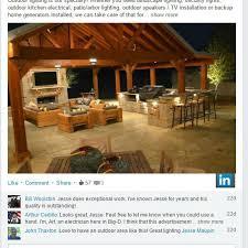 linkedin dallas landscape lighting review md