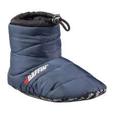 Childrens Baffin Cush Booty Slipper Size Ys M Navy Blue