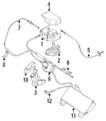 Genuine mitsubishi servo bracket mit mr159571