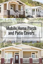Manufactured Home Patio and Porch Covers