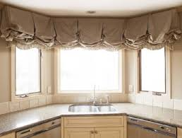 bay window coverings balloon curtains shades valances blinds ds custom window treatments home decor kitchen dining room