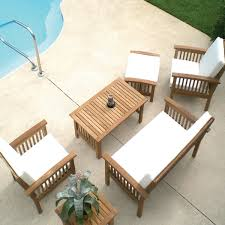 Casual Patio Furniture Georgia Teak 7986