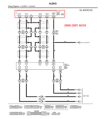 1994 nissan sentra radio wiring diagram images 1999 nissan maxima audio wiring diagram electrical