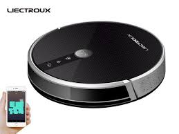 <b>LIECTROUX C30B Robot</b> Vacuum Cleaner 2D Map Navigation ...