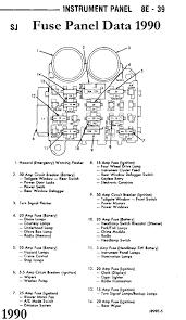 tom 'oljeep' collins fsj wiring page 1992 jeep wrangler fuse box diagram at 1990 Jeep Wrangler Fuse Box Diagram