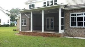 screen room cost aluminum kits patio porch ideas enclosure design outdoor electrical enclosures diy allowed but