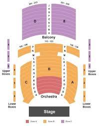 Progress Energy Center Fletcher Opera Theatre Tickets And