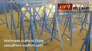 Scaffold Builders Builders Trestle Plastering Scaffold Work Trestles China