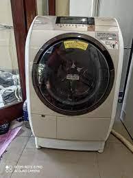 máy giặt sấy hitachi bd v9800. date... - hàng nội địa nhật tại đà nẵng