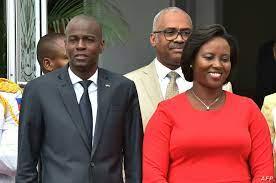 Widow of Slain Haitian President ...