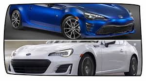 2017 Subaru BRZ Vs 2017 Toyota 86; Which One Do You Like More And ...