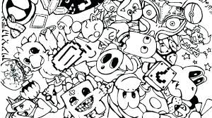 Video Game Coloring Pages Page Book Therisingsuninfo
