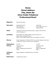 Resumes For High School Students Dreaded Resume For High School Students Template Objective Examples 21