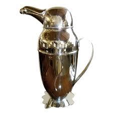 penguin cocktail shaker after 1936