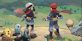 Pokémon Legends: Arceus PC Cracked Game File Complete Download - GameDevid