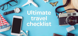 The Ultimate Travel Packing Checklist Southern Cross Travel