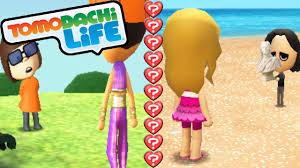 Tomodachi Life 3ds Love Couples Date Park Quiz Unlock Gameplay Walkthrough Part 7 Nintendo Mii
