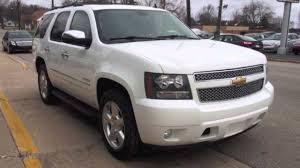 2010 Chevrolet Tahoe LTZ -- White -- $24,900 - YouTube