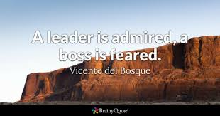 Good Leader Quotes Stunning Leader Quotes BrainyQuote