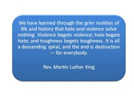 commitment to nonviolence