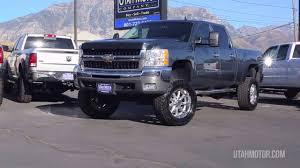 2008 Chevrolet Silverado 2500HD LT Lifted Duramax Diesel - Utah ...