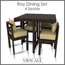 4 chair dining table designs 4 dining set four dining table and chairs for 4 chairs