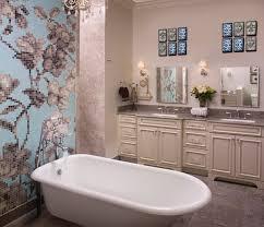 bathroom wall ideas simple popular easy decorating pleasant decor with