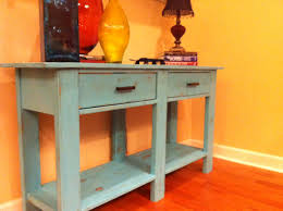 entrance table with drawers. Benchwright Console Table Entrance With Drawers