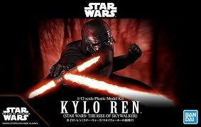 1 12 Kylo Ren Star Wars The Rise Of The Skywalker English