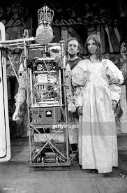 Machine. The Robot, Anne, Queen of France - actress Jill Bruce, and... News  Photo - Getty Images