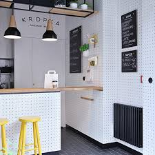 Pegboard Kitchen 70 Resourceful Ways To Decorate With Pegboards And Other Similar Ideas