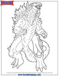 See more ideas about godzilla, coloring pages, kaiju. Coloring Pages Of Godzilla Coloring Home