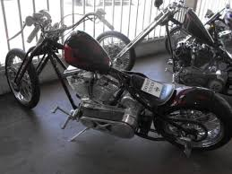 motor from west coast choppers picture of long beach california