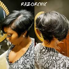 porsha williams short haircut is razor chic jasmine stylists the celebrity hair stylist jasmine collins gave porsha williams short haircut a touch of her signature razor chic cutting skills